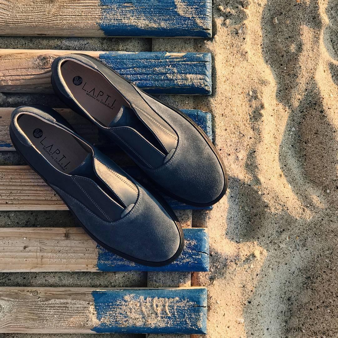 Мужские кожаные слипоны Mens leather slipon shoes Идеальная мужская обувь f685248bc48