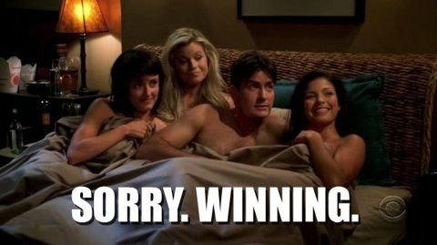 Charlie sheen with naked women photo picture 628
