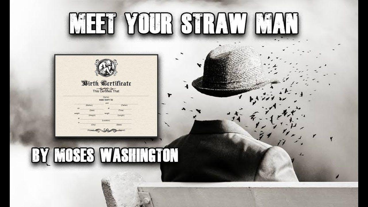 meet strawman washington moses
