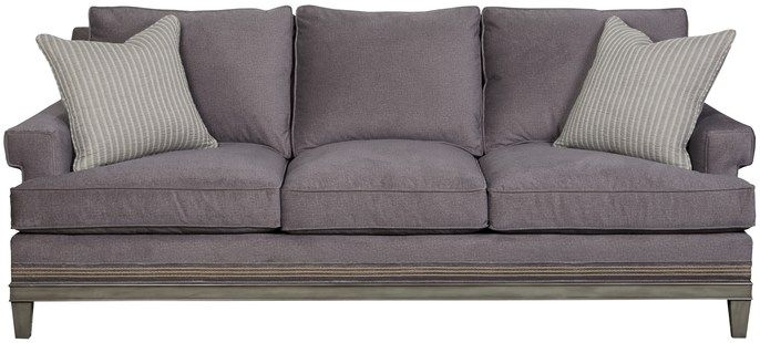 For Vanguard Rugby Road Sofa And Other Living Room Sofas At Furniture In Conover Nc Fabric Leather