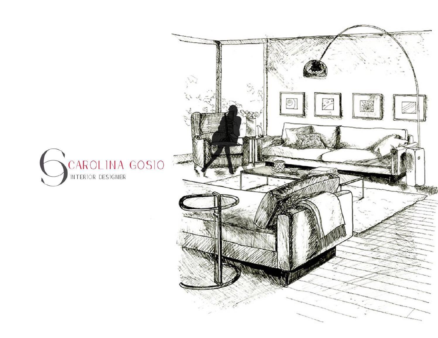 Student Interior Design Portfolio
