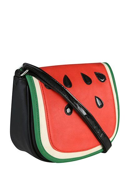 Watermelon Cross Body Bag Women George At Asda