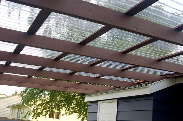 How To Build A Tin Roof Awning Google Search Pergola Building