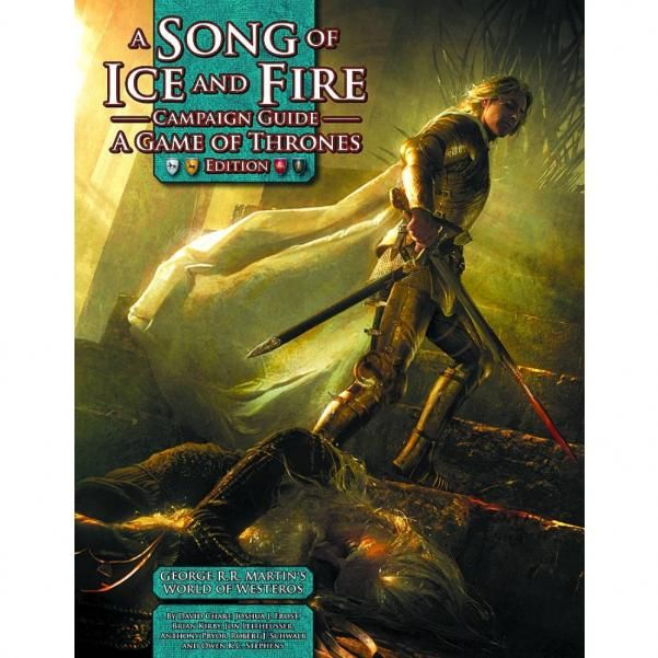 Frp Games Product A Song Of Ice Fire Rpg Campaign Guide A