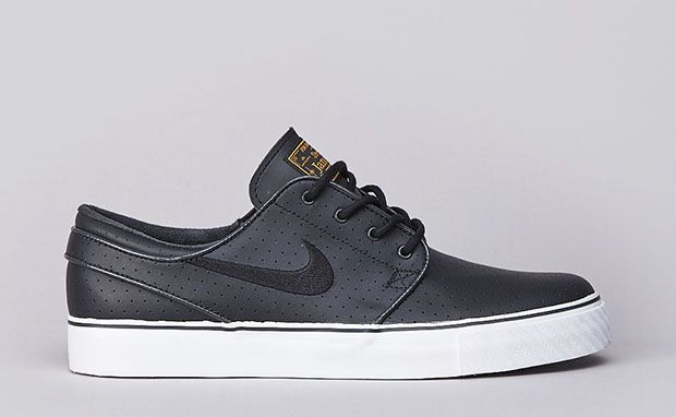 Nike Janoski Leather Black