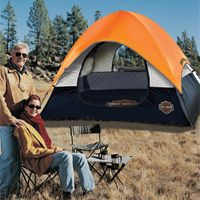 Harley Davidson Road Ready Tent