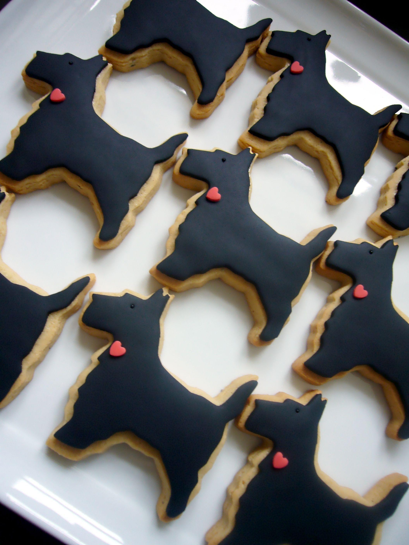 Scottie Dog Cookies Http Www Cakescookiesandcraftsshop Co Uk