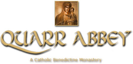 Quarr Abbey - A Catholic Benedictine Monastery