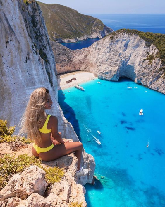 Most Beautiful Places Zakynthos: 17 Safe Places To Solo Travel For Women
