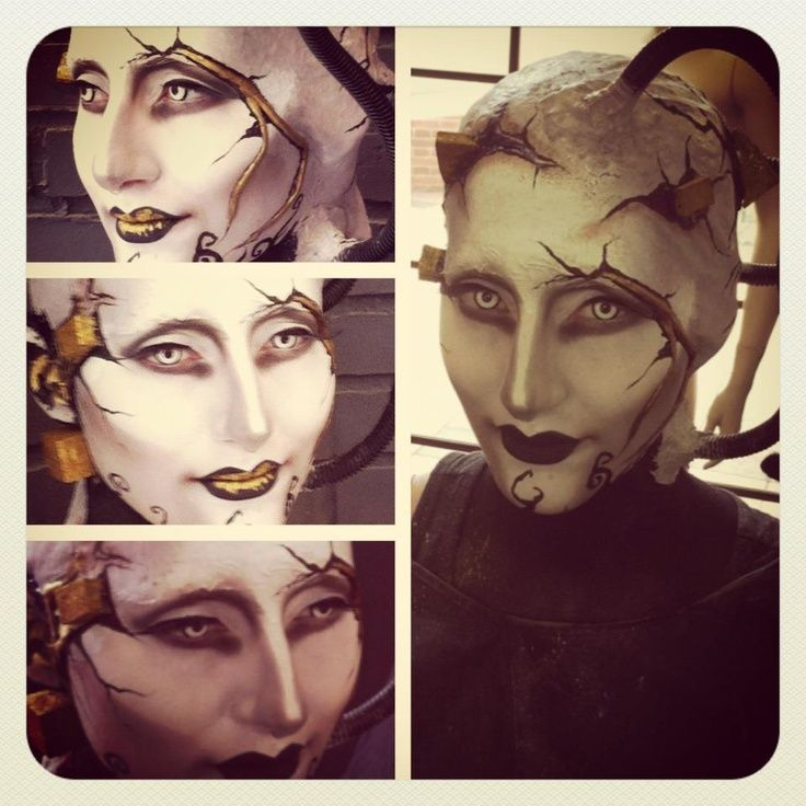Monster Special Effects Makeup