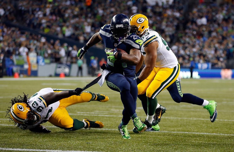 2014 Nfl Kickoff Packers Vs Seahawks Seahawks Packers Vs Seahawks Packers