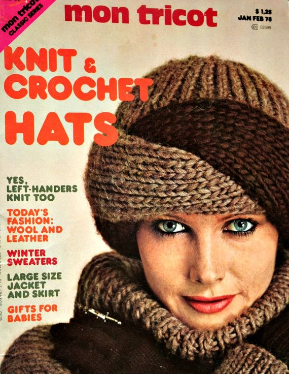 Hat Knitting Patterns Crochet Patterns Mon Tricot Jan By Elanknits