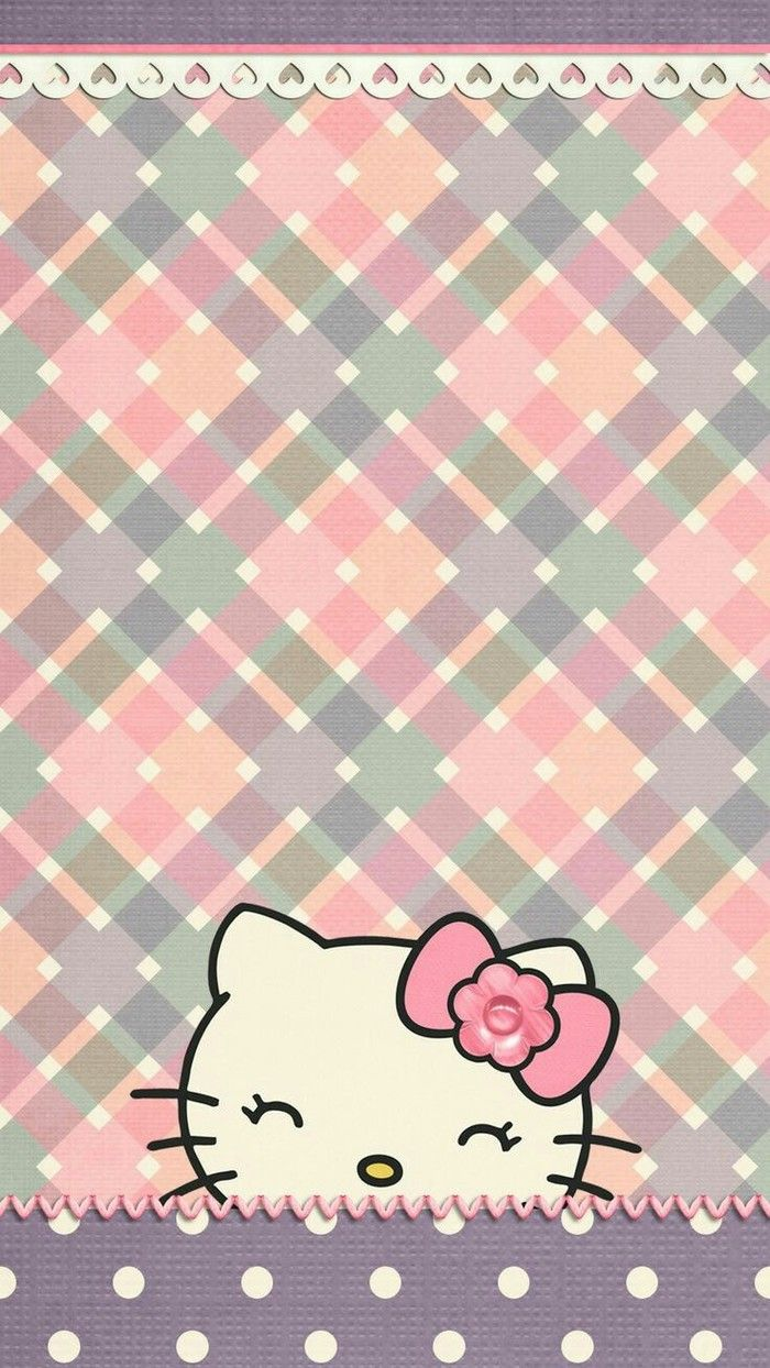 Sanrio Wallpaper Hello Kitty Mobile Backgrounds Iphone Wallpapers Papo Smartphone Planners