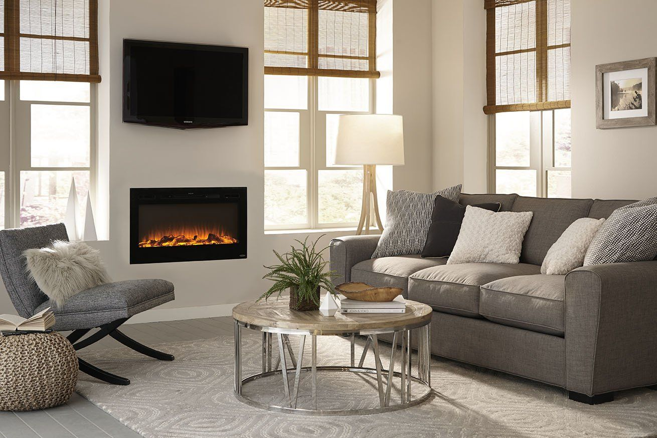 Best Small Electric Fireplace Ideal Heaters For Small Spaces Recessed Electric Fireplace Built In Electric Fireplace Fireplace Dimensions