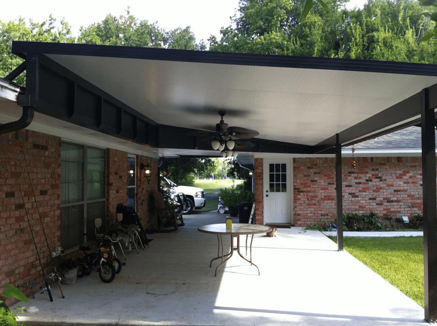 Metal porch covers   Porch & Patio   Pinterest   Porch cover, Porch on