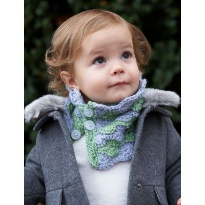 Free Easy Childs Cowl Crochet Pattern Free Crochet Baby Toddler