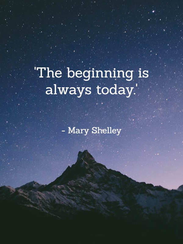 30 New Beginnings Quotes for Your Fresh Start | Book Riot