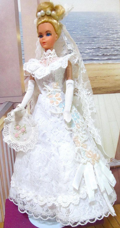 Vintage Barbie Doll In Standard Vintage Midge Body Mattel 1960s ...