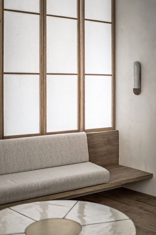 A Minimalist Spa With French Japanese Influences 이미지 포함