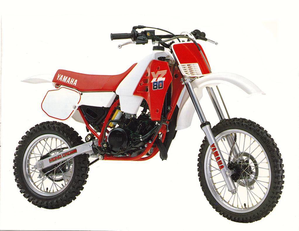 1986 Yamaha Yz80 Bikes I Ve Owned And Rode Motorcycle