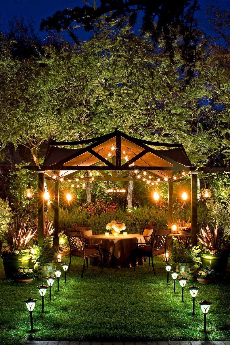 9 Whimsical Backyard Lighting Ideas to Bring Magic for ... on Whimsical Backyard Ideas id=98817