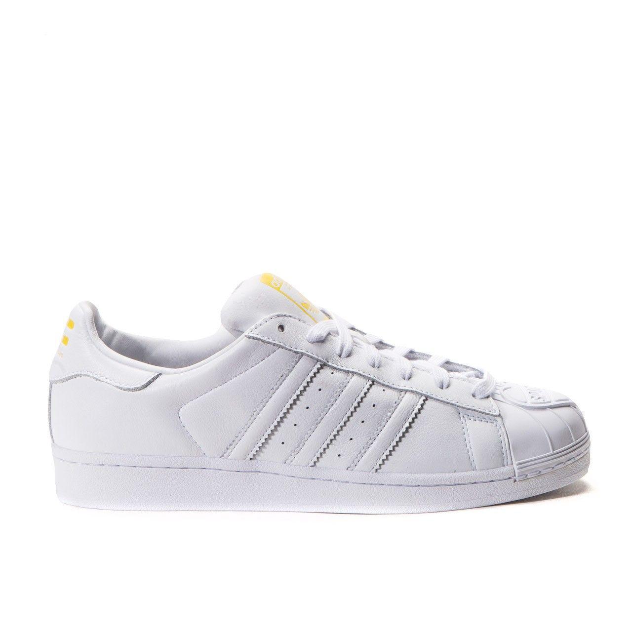 bde8578c7a4d1 Adidas x Pharrell Williams Superstar