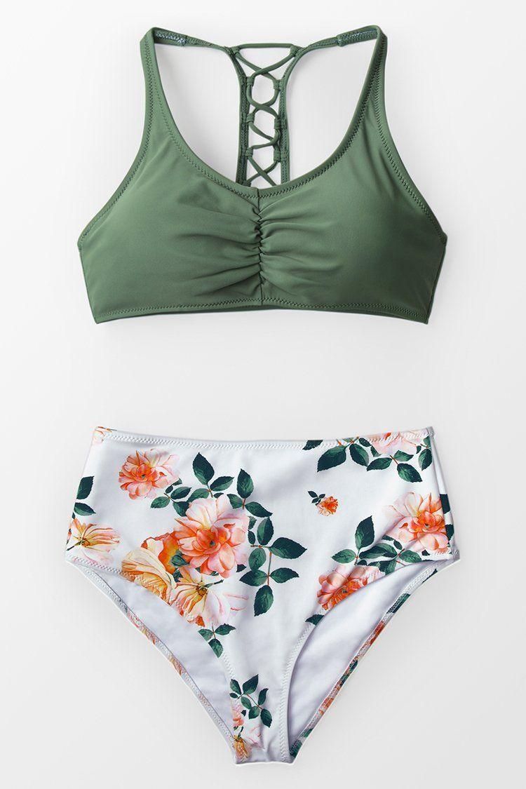 29 Swoon High Waisted Bikini Ideas Bikini 6