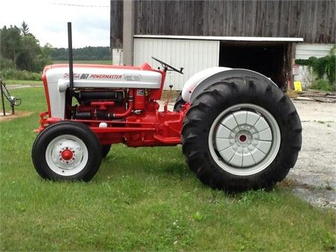 1958 Ford 861