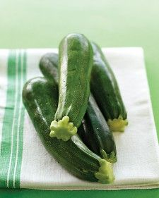 Seasonal Produce Recipe Guide: Zucchini and Summer Squash Recipes - Martha Stewart