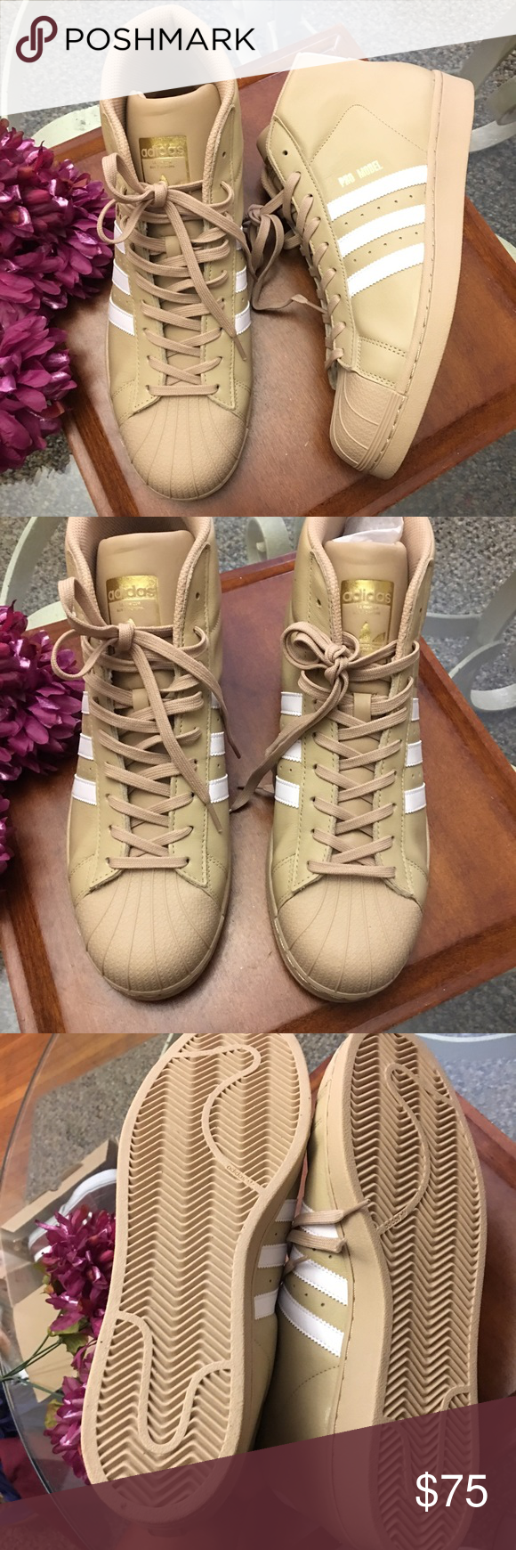 New adidas pro model the original sneakers NWT (With images