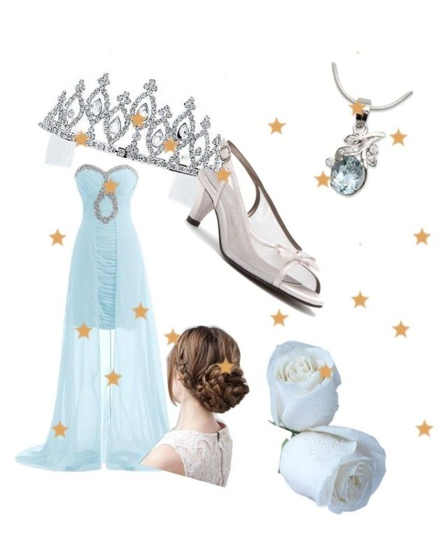 """""""Prom bal you are the princess"""" by coralielapointe on Polyvore featuring mode, NOVICA, Bling Jewelry et David Tate"""