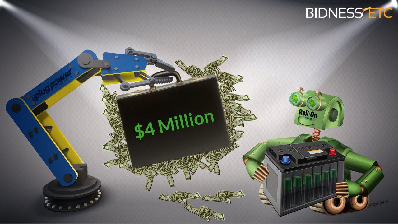 Plug Power Inc (NASDAQ: PLUG) News Analysis: Acquires ReliOn Inc for $4 million