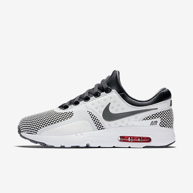 amazing price best authentic new lower prices Chaussure Nike Air Max Zero Pas Cher Homme Essential Gris Fonce ...