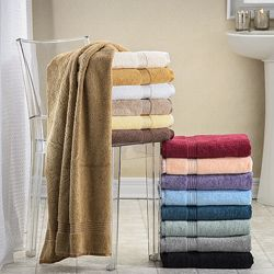 Superior Collection Luxurious Egyptian Cotton Towels 6-piece Set