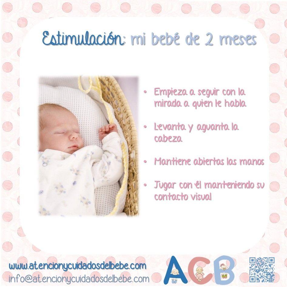 Estimulaci n para mi beb de 2 meses atencionycuidadosdelbebe estimulacion estimulaci n - Estimulacion bebe 3 meses ...