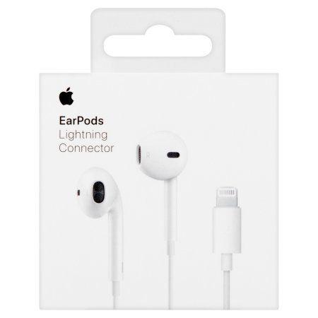 Apple Earpods With Lightning Connector Walmart Com Lightning Apple Connector