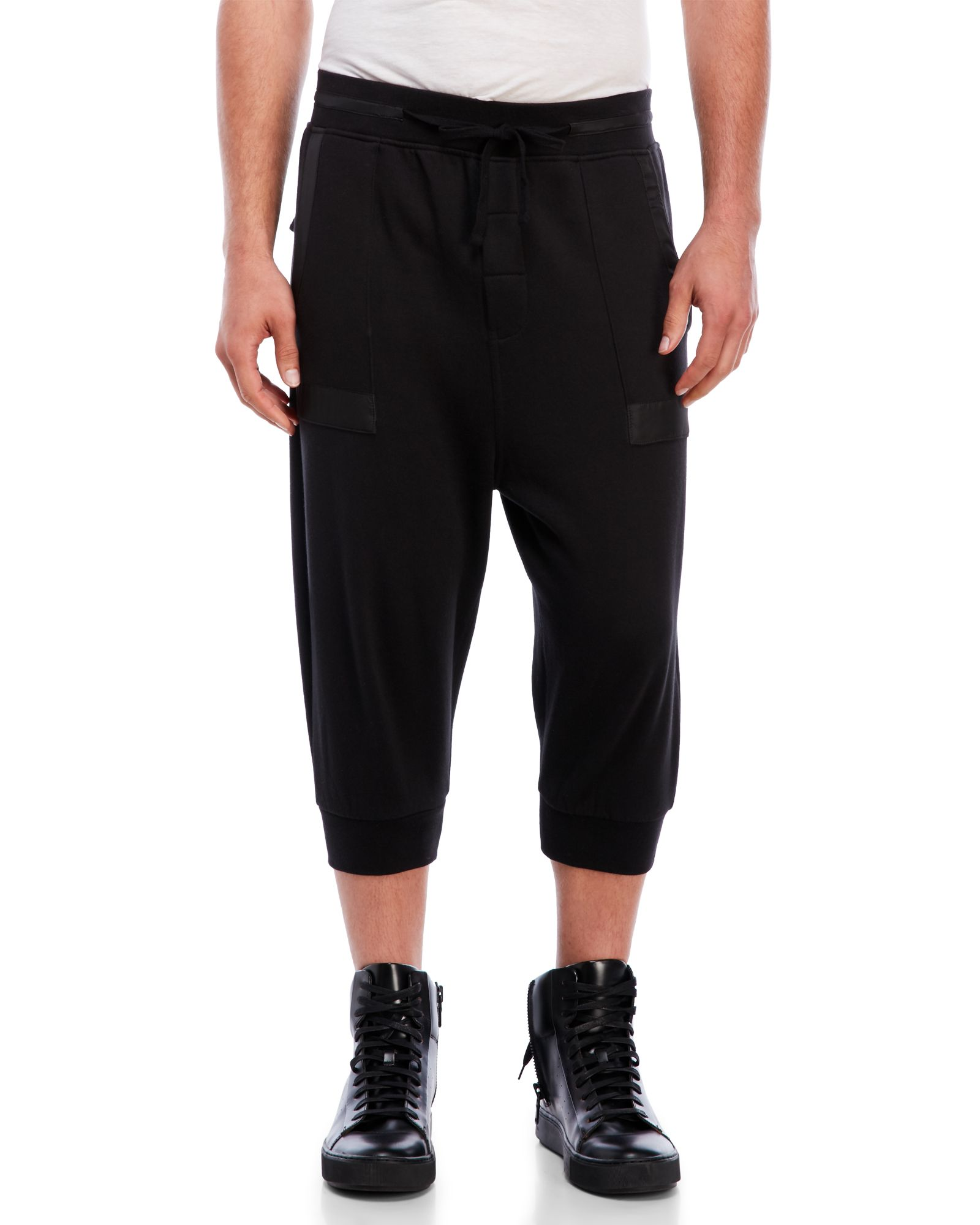 Punk Royal Cropped Jogger Pants