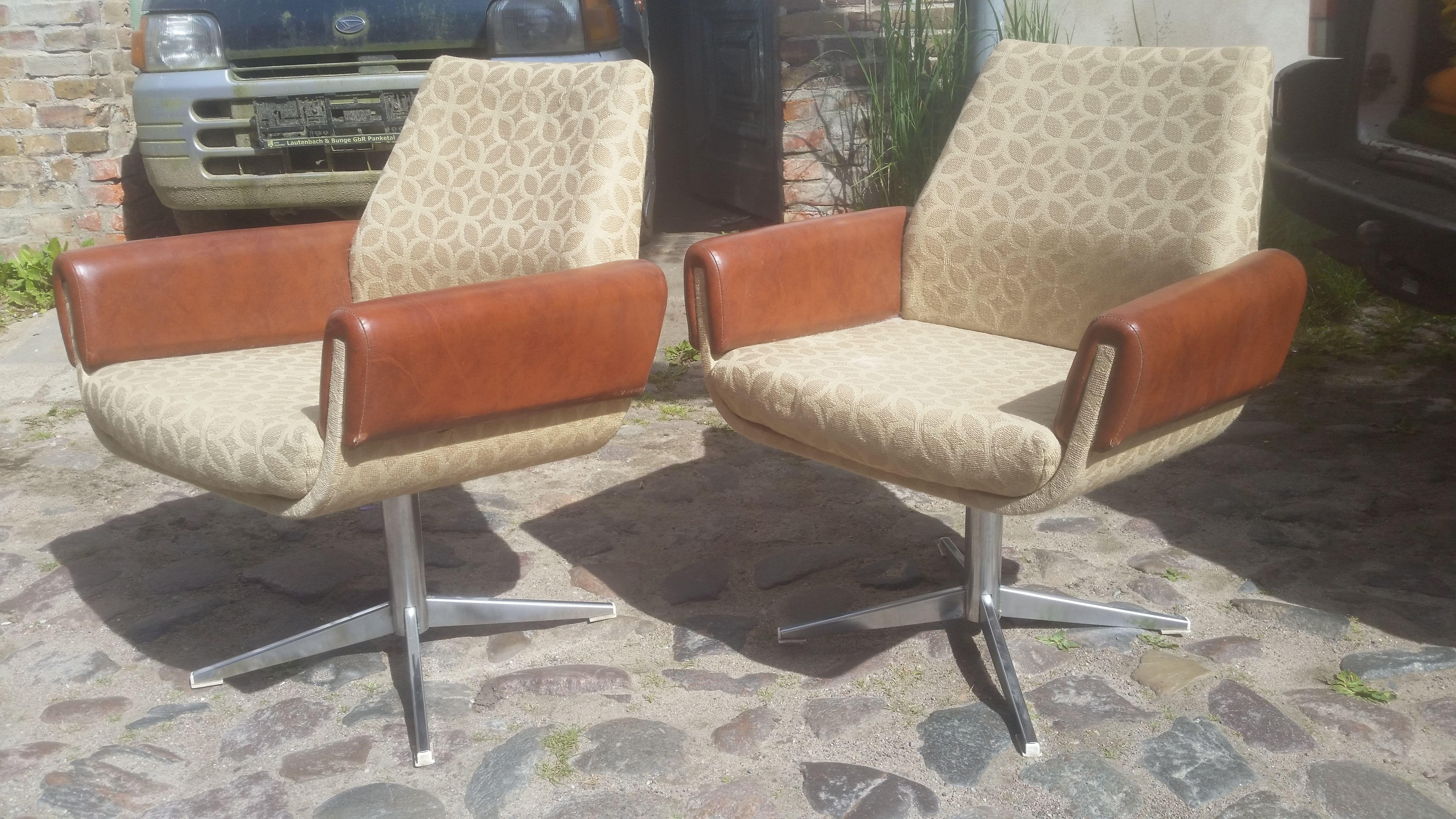 My Vintage Berlin Drehsessel Sessel Einrichtung