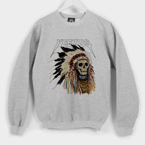Kanye West Yeezus Unisex Sweatshirt