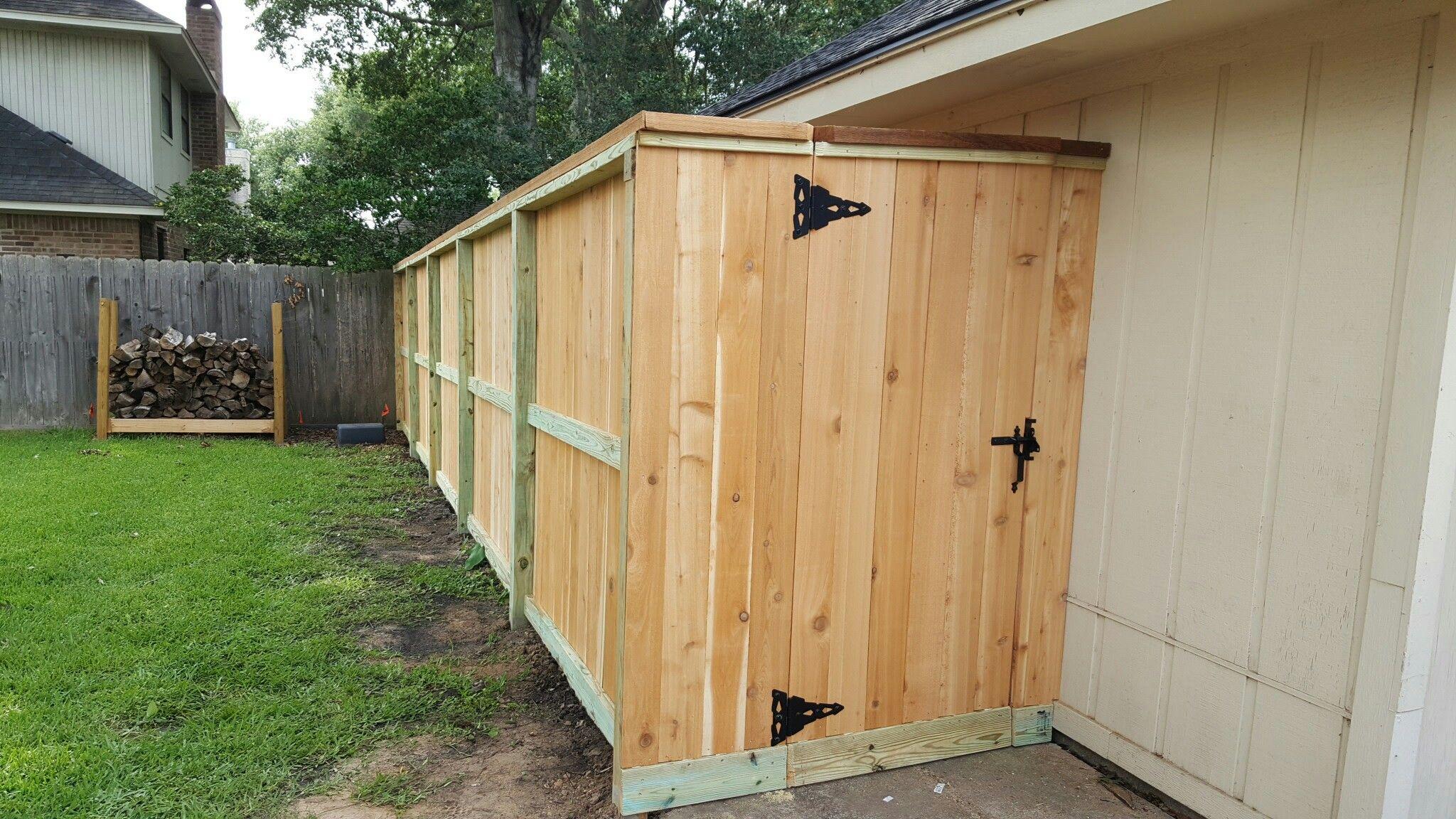 New Deco Cedar Fence Cedar Fence Fence Styles Fence