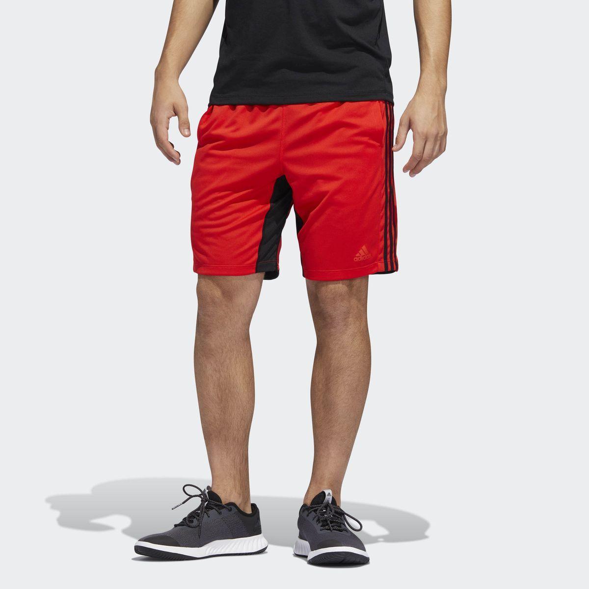 adidas short 3 stripes homme