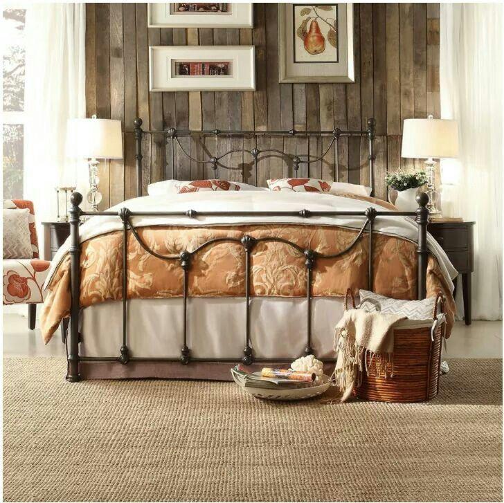 Pretty bed!