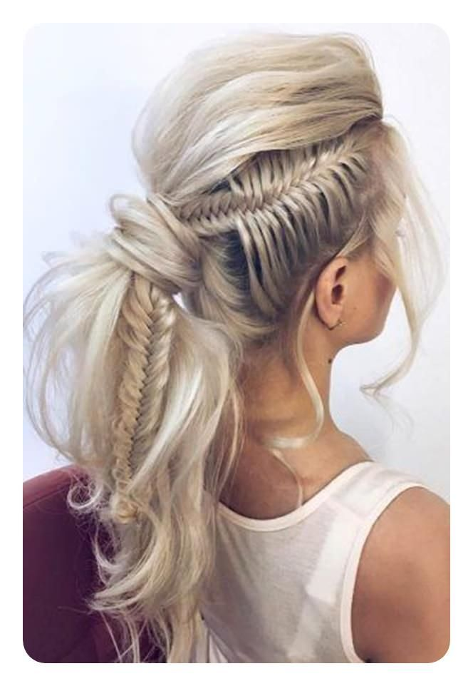 91 Stunning Boho Hairstyles That You Need to Try This Season