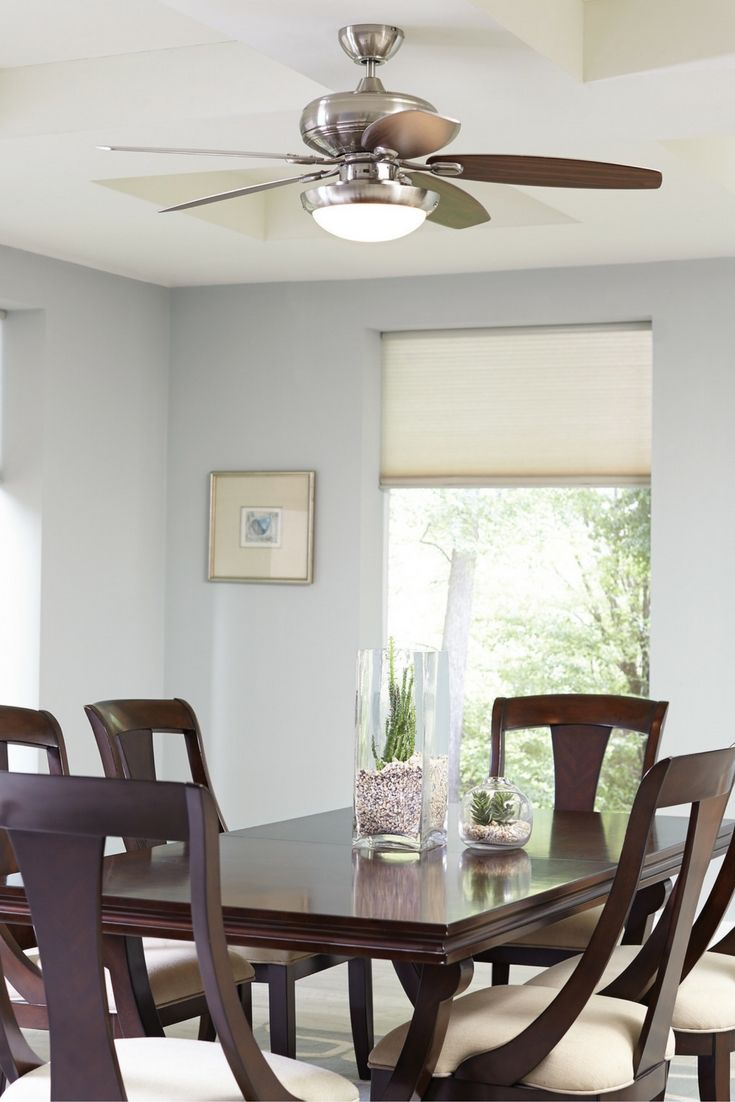 Marrying Timeless Style With Ful Airflow The Centro Max Ceiling Fan By Monte Carlo Is