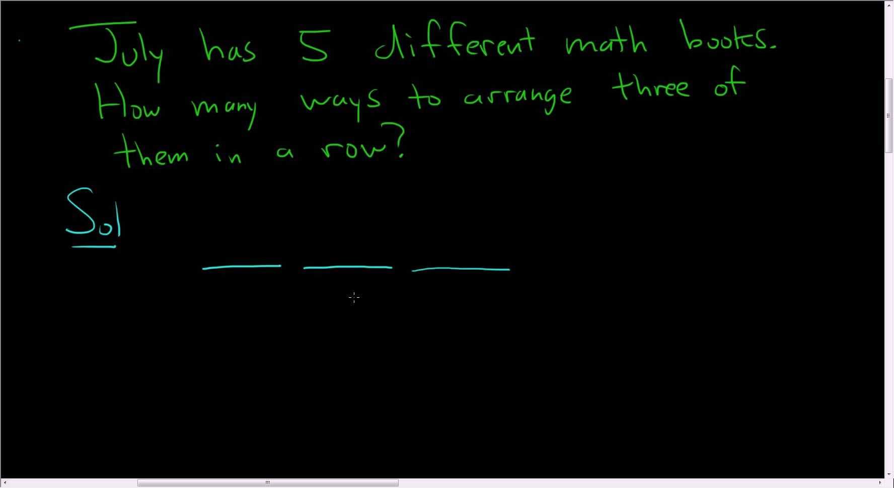Fundamental Principle Of Counting Example 1