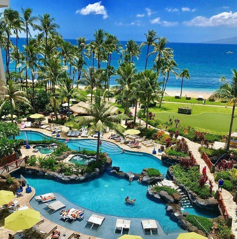 2017 Brides Honeymoon Awards The Top 10 Resorts In Hawaii In 2019