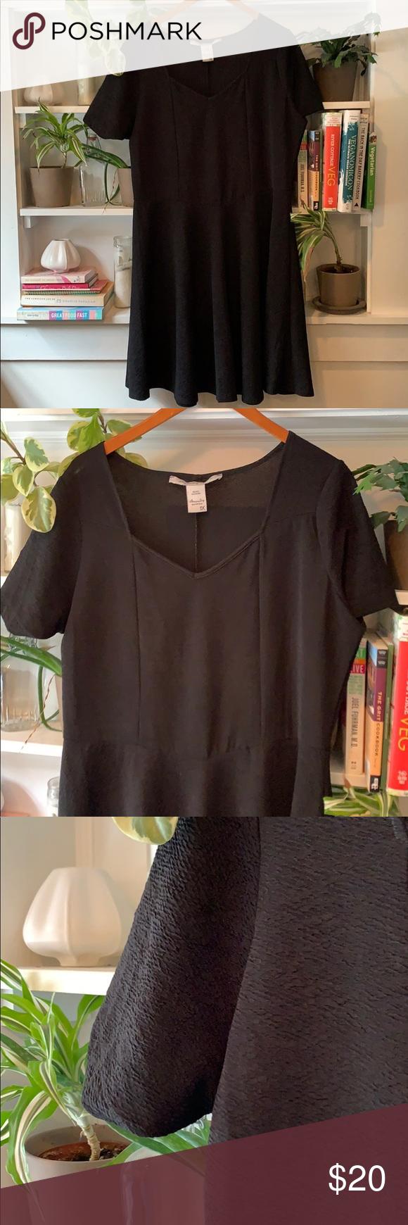 Black skater dress in my posh picks pinterest dresses