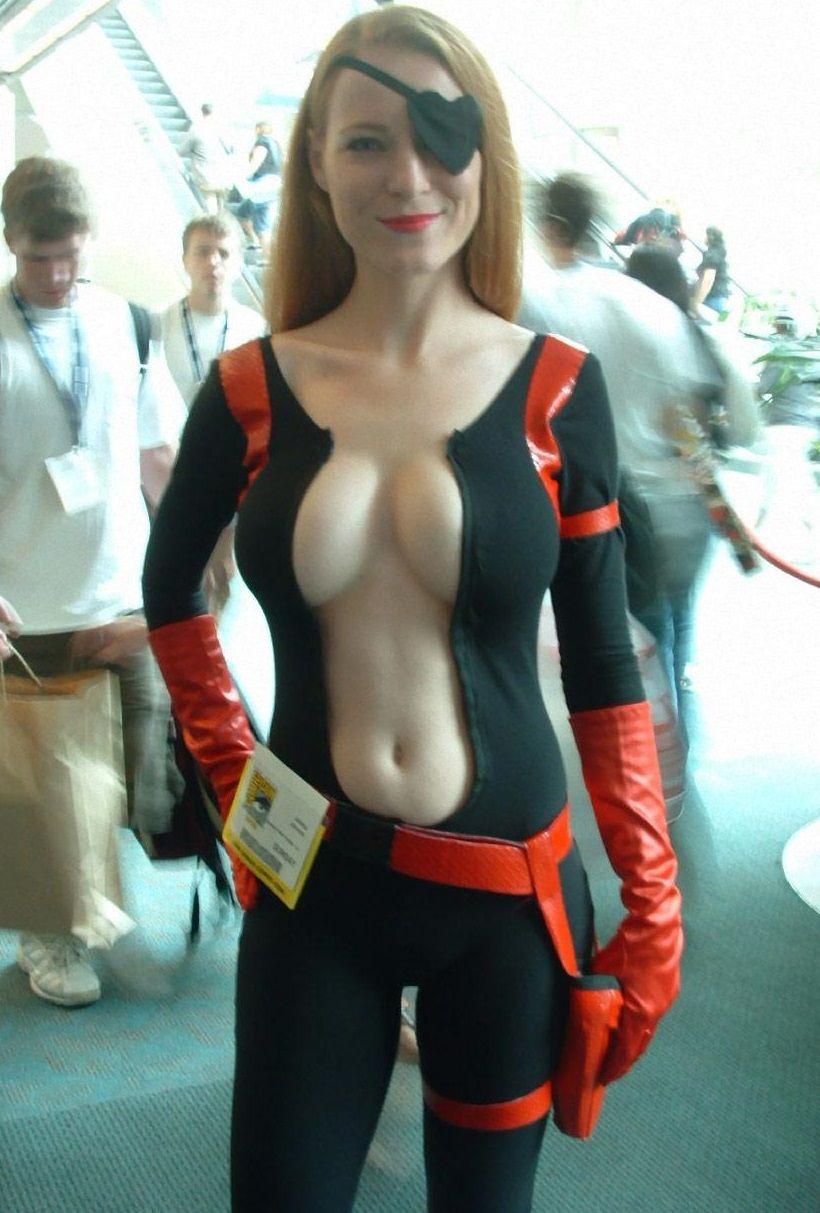 big boobs cosplay