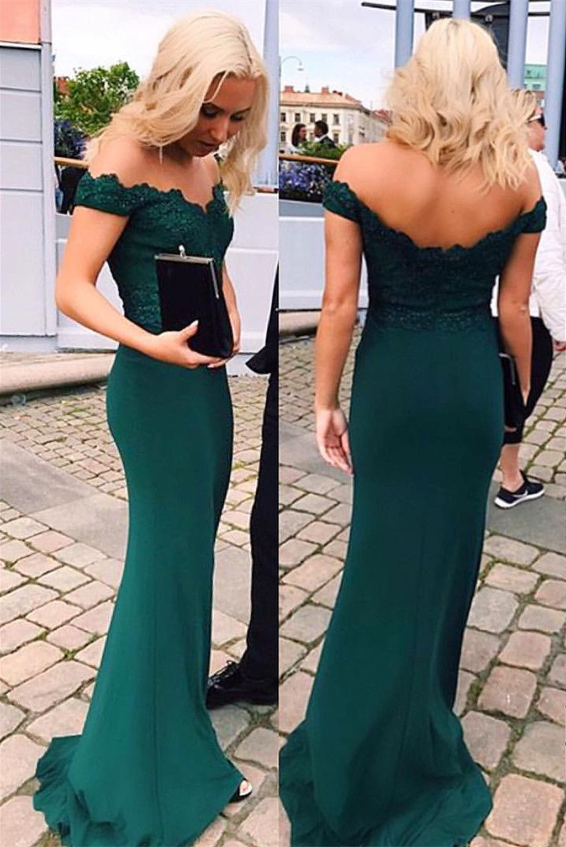 off shoulder prom dresses c37ea81885a2b