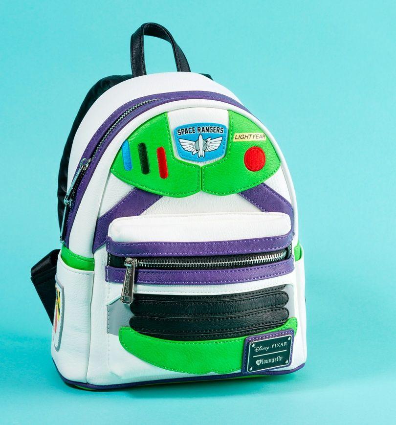 Loungefly Disney Toy Story Buzz Lightyear Mini Backpack NEW Bag School